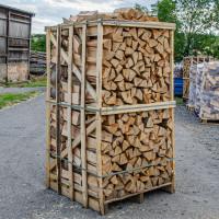 Krbové dřevo - buk sušené