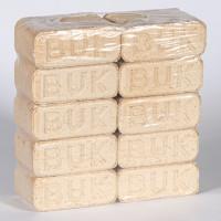 Dřevěné brikety RUF Bukové balení