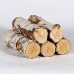 Krbové dřevo bříza polena