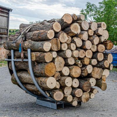 Tvrdé metrové dřevo