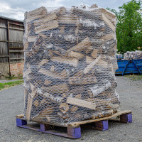 krbové dřevo bříza packfix